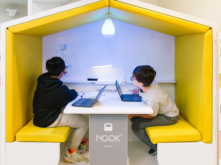 NOOK PUTS ENGAGEMENT, INCLUSIVITY & AGILITY AT THE HEART OF ANY ENVIRONMENT