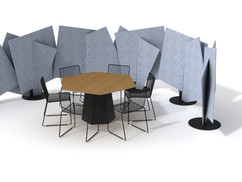 ECOUSTIC® INTERSECT PARTITION