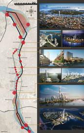 Nile Waterfront Urban Plan