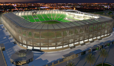 King Saud Universtiy Stadium