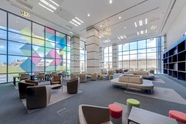 New Giza Medical School Interior Design