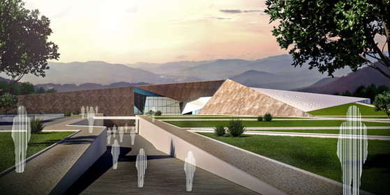 Afghanistan National Museum Competition