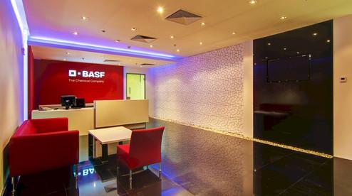 BASF Corporate Offices Interior Design