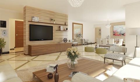 Mivida Mixed Use Interior Design