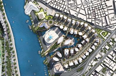 Maspero Triangle Development