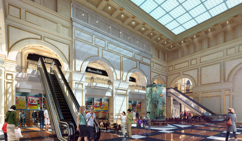 Royal City Mall Enclosed Alternative