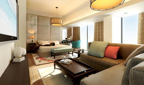 New Cairo Mixed Use Interior Design