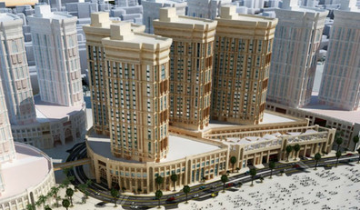 Jabal Omar Mixed Use Complex