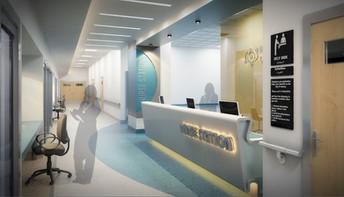 NNCI New National Cancer Institute 500/500 Interior Design