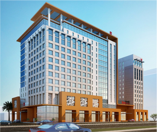 Jeddah Ibis and Adagio Hotel