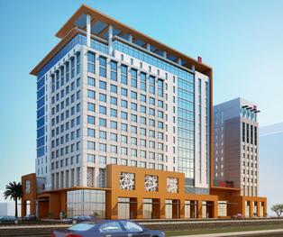 Jeddah Ibis and Adagio Hotel