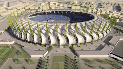 Al Menaa Stadium
