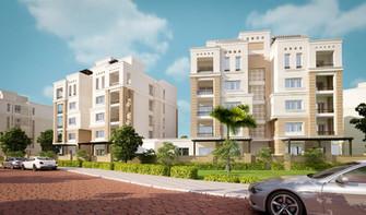 City Gate Barwa Apartment