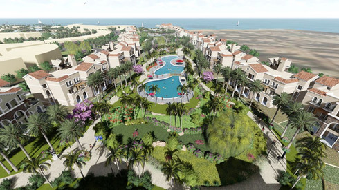 Ain Sokhna Resort