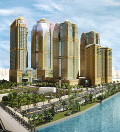 Nile City Towers