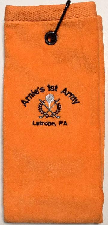 Towel  - Orange