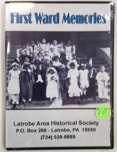 DVD – First Ward Memories