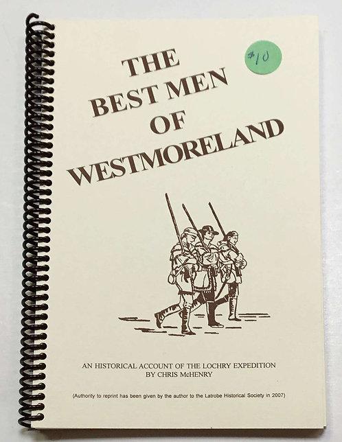 Book - Best Men Of Westmoreland