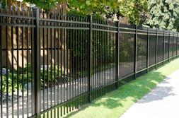PF19 - Picket Fence for Condo