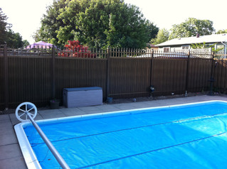 PVF5 - Safety Pool Privacy Fence