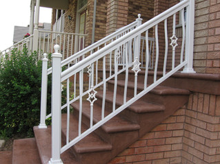 PR11 - Front Porch Belly Railing