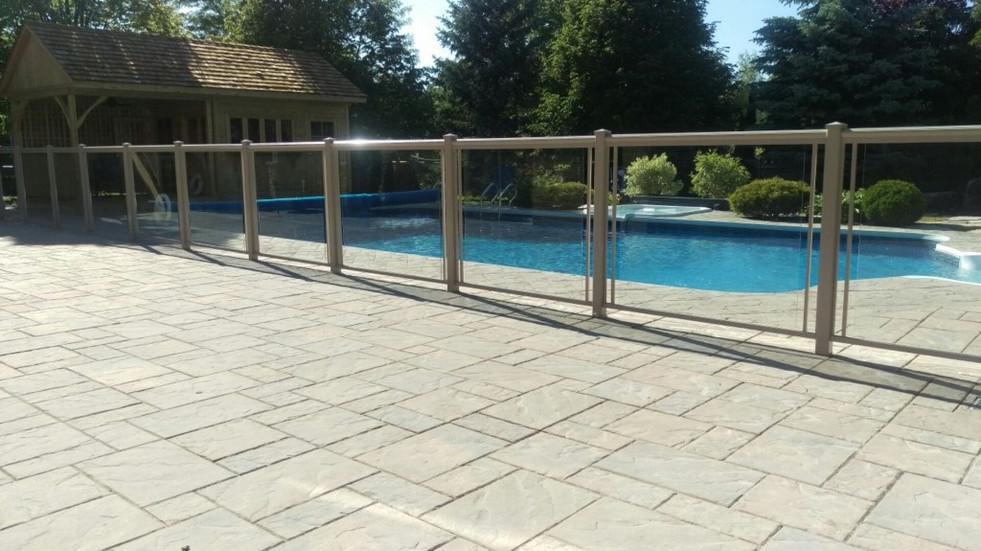 GF1 - Pool Safety Fence