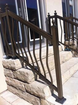 PR29 - Front Porch Picket Railing