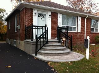 PR7 - Front Porch Railing