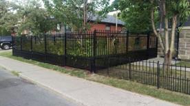 PF2 - Semi Privacy Fence