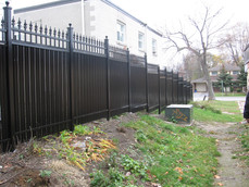 PVF10 - Standard Privacy Fence