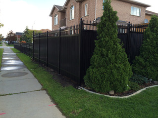 PVF9 - Privacy Fence
