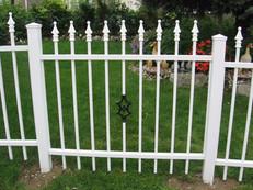 PF4 - Picket Fence