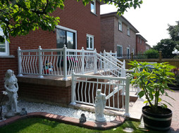 PR27 - Deck Railing