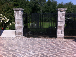 G6 - Double Picket Gate
