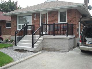 PR15 - Front Porch Railing