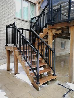 PR26 - Deck Railing