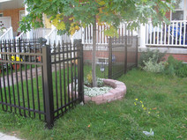 PF18 - 4' Front Yard Fence