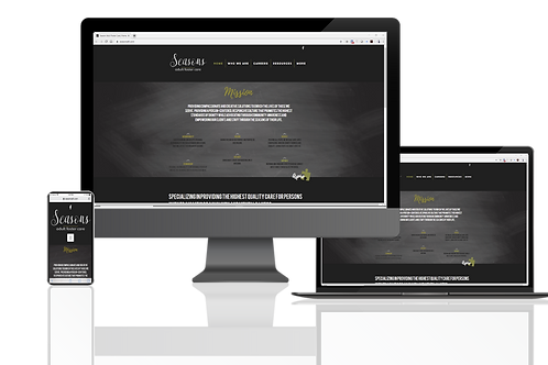Wix Landing Page Website Package