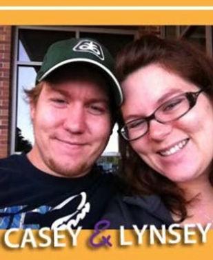 Casey and Lynsey Maloney