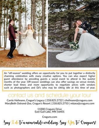 Wedding Brochure Resort