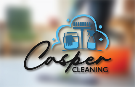 Caspers Cleaning Logo