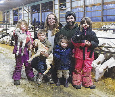 Dairy Star: Enough Goats to Go Around