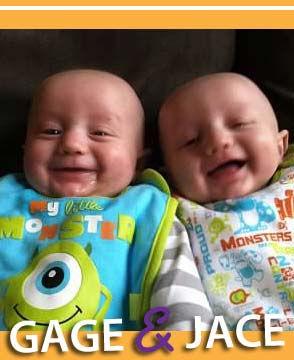 Maloney Twins