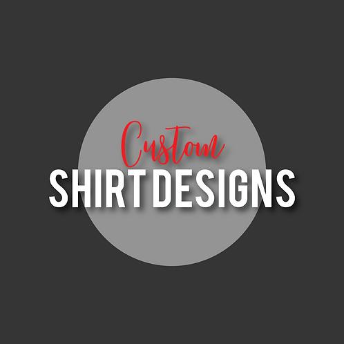 (Custom Design) Unisex Jersey T-Shirt