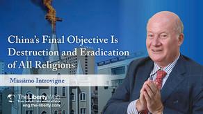 L'objectif ultime de la Chine : la destruction et l'éradication de toutes les religions
