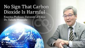 Rien n'indique que le dioxyde de carbone est dangereux