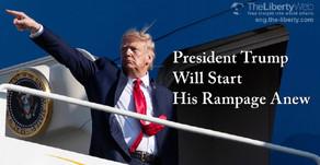 Le Président Trump va refaire un carnage