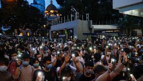 La loi sur la sécurité nationale promulguée à l'encontre de Hong Kong