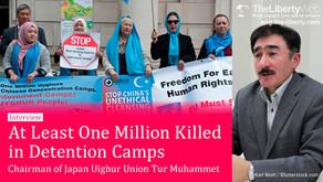 Plus d'un million de morts dans les camps de détention chinois