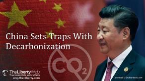 La Chine pose des pièges derrière la décarbonation